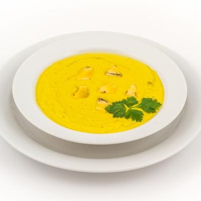 Суп- пюре из брокколи